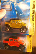 Hot Wheels Hummer H2 SUT