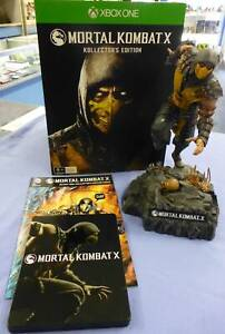 MORTAL KOMBAT X KOLLECTORS EDITION XBOX ONE ( NEW ) Campbelltown Campbelltown Area Preview