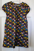 Mini Boden Bird Dress