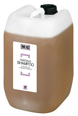 MC Pflegeshampoo Camomile empfindl. Kopfhaut 5.000 ml Friseur  #0 (€3,10/1000ml)