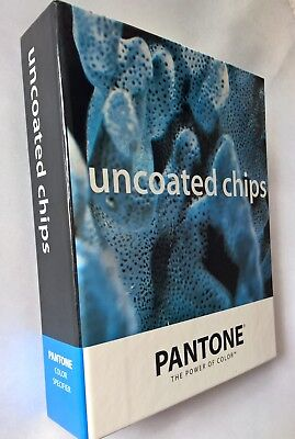 Pantone Book Uncoated Chips