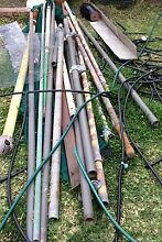 Free metal pipes Croydon Burwood Area Preview