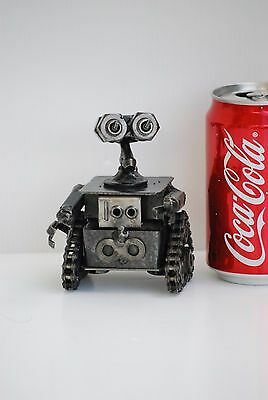Scrap Metal Art Wall E (M) Father Day Gift Super Dad Gift METAL SCULPTURE ARTS for sale  Shipping to United States