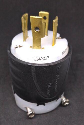 Legrand Pass Seymour L1430P 30A 125V Industrial Grade TurnLok Plug FREE SHIPPING