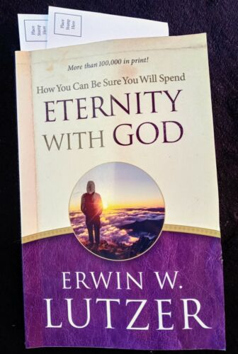 How You Can Be Sure You Will Spend Eternity With God, Lutzer, E. Moody Church  - $0.99