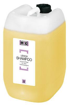 MC Pflegeshampoo Lemon für jeden Haartyp 5.000 ml Friseur  #0 (€3,10/1000ml)