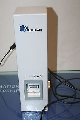 Nexcelom Bioscience Auto T4 Cellometer Cell Counter