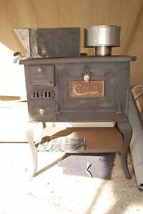 Crown Combustion Wood Stove Bongaree Caboolture Area Preview