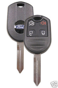 2011 ford edge no key detected