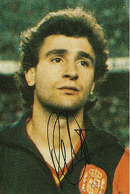 ??????   Spanien WM  Foto original signiert - 259143 ()