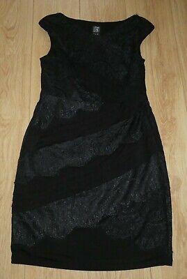 JAX lovely little black dress size 14