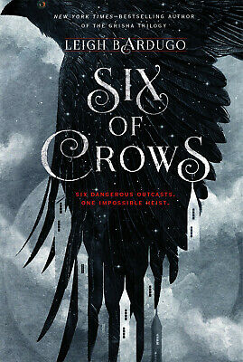 Six of Crows By Bardugo Leigh (Digitaldown, 2015)