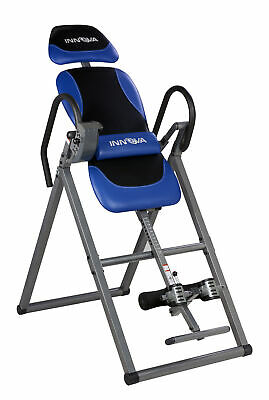 Inversion Table Back Pain Therapy Heavy Duty Innova Relief Fitness Hang Gravity