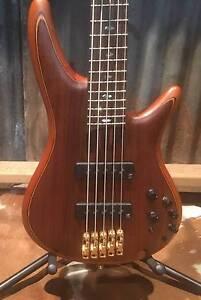 Ibanez SR1205 5 string bass @ Music Park Victoria Park Victoria Park Area Preview
