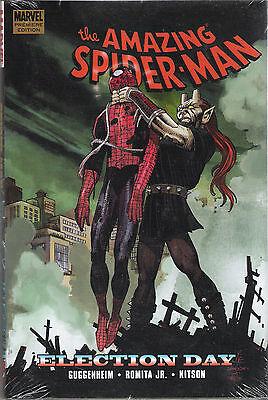 Spider Man  Election Day Hc By Marc Guggenheim   John Romita Jr