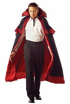 Midnight Carnival Cape With Collar Adult Men Costume Scary Halloween Theme Party](Carnival Themed Costumes)