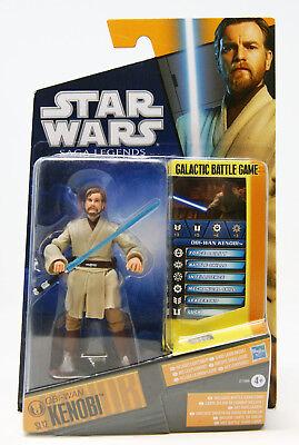 Star Wars - Saga Legends - Obi-Wan Kenobi - mit Lichtschwert & Duell Karte