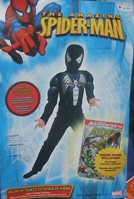 - Black Spiderman Kostüm 7 8