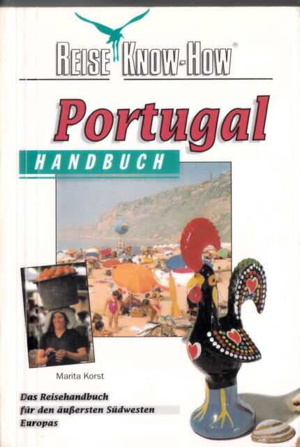 RB- REISE KNOW HOW : PORTUGAL   HANDBUCH