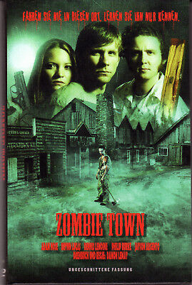 Night of the Creeps 2 , limited big Hardbox , 100% uncut , new , Zombie Town , A - Halloween Town The Movie