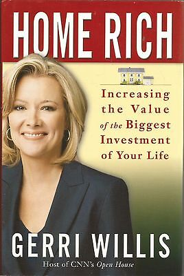 Home Rich  Increasing The Value Of The Biggest Investment Of Your Life By Ger