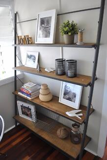 Shelves. Jersey Leaning Shelf Large Old Pine Brassall Ipswich City Preview