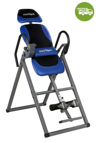 Inversion Table for Back Therapy, Heavy Duty Adjustable Stretcher, Pain Relief