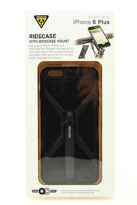 Topeak RideCase TT9846B iPhone 6 + PLUS | Ride Case Bike Mount Phone Holder