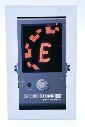 Peterson StroboStomp HD Pedal Tuner *PLEASE READ*