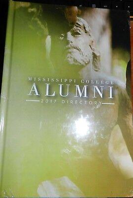 Mississippi College Alumni 2017 Directory  New  Hardback Book