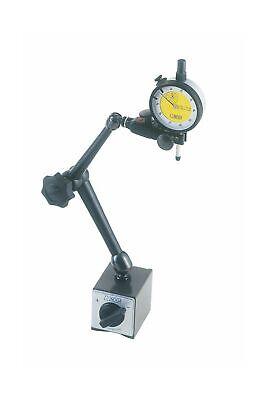 Noga Combo Dg61003 Magnetic Base 176 Lb. Hold Mm Dial Indicator Set