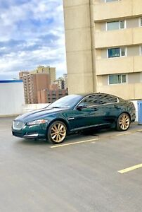 Jaguar XF 3.0 AWD - SUPERCHARGED - Low kms - Inspected!!