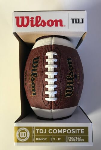 NEW Wilson TDJ 1713 Composite Leather Football
