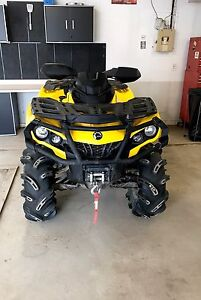 2014 Can-am Outlander 1000XT REDUCED!!!!