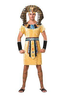 Faraone Costume, Uomo, Egiziano, Costume
