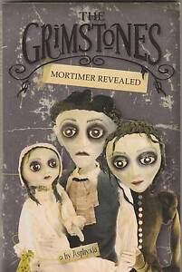 THE GRIMSTONES: MORTIMER REVEALED Asphyxia ~ NEW 1st Ed SC 2012 Perth Region Preview