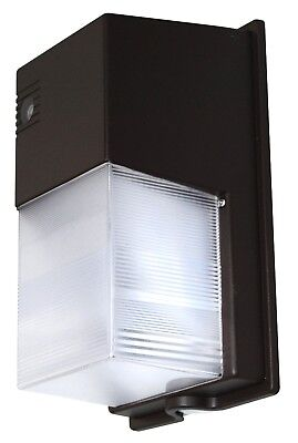 30 Watt Led Outdoor Lighting Polycarbonate Wall Pack Perimeterarea Wphotocell