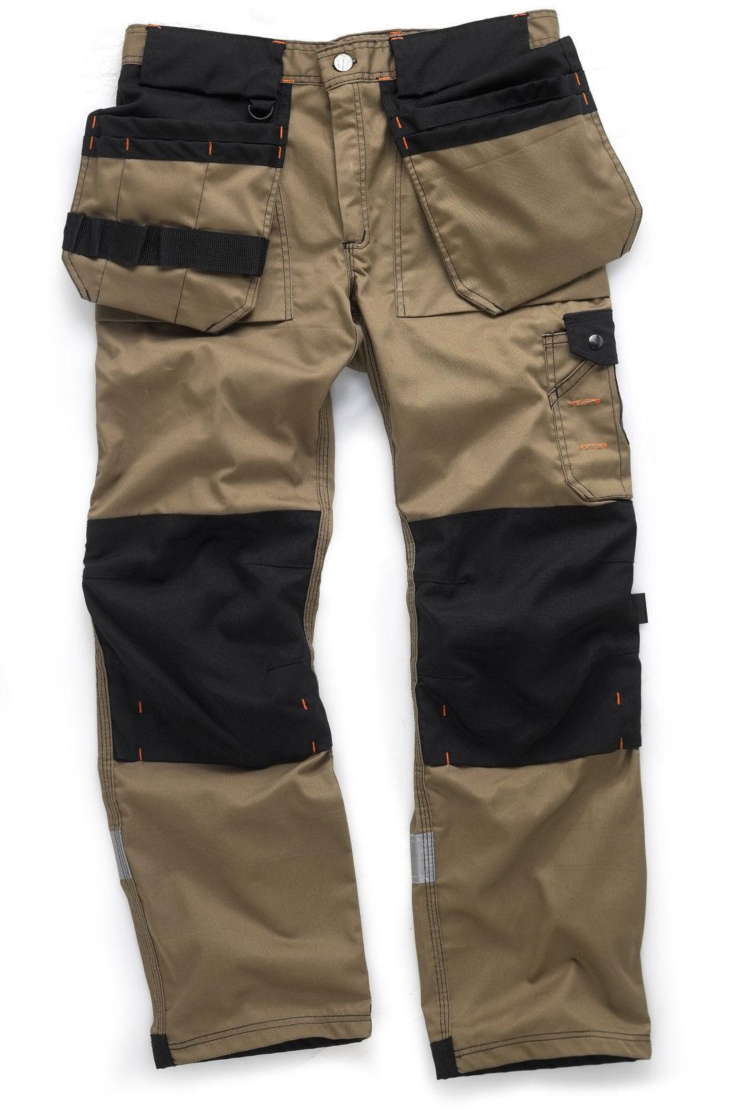 Heavy Duty Blue Castle-personal Pantalones-Workwear combate acción