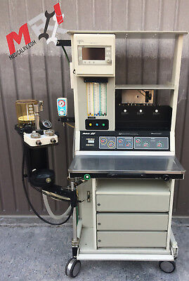 Datex Ohmeda Modulus 7900 Se Anesthesia Machine Unit Hospital Equipment