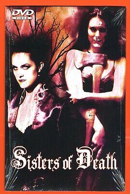 Halloween Murder Mysteries (SISTERS OF DEATH DVD Halloween Murder Mystery Free)