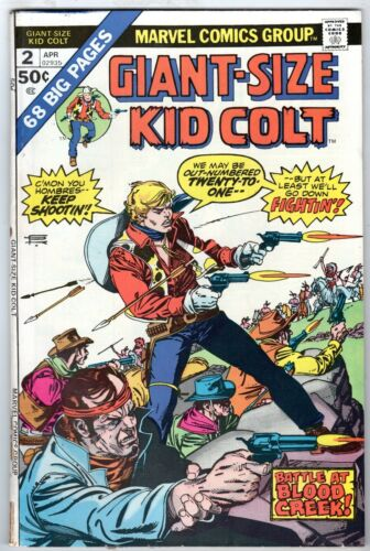Giant-Size Kid Colt #2, Fine - Very Fine Condition*