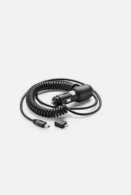 NEW+GENUINE+VW+12V+MINI+USB+TO+MICRO+USB+ADAPTER+CAR+CHARGE+CABLE
