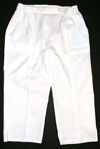 New $26-$50 CATHY DANIELS Crop Capri Pants Sz S M L XL 1X 2X 3X Inseam 20-21