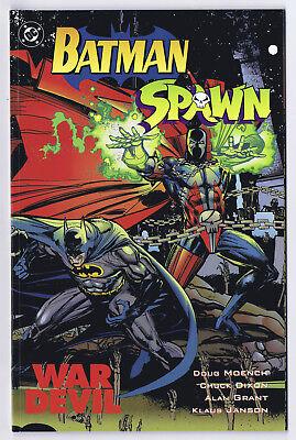 Batman Spawn Cross Overs - 2 books