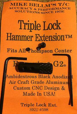 T Lock Hammer Extension Thompson Center Encore Pro Hunter Endeavor G2 Contender