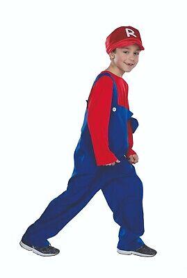 Racer, Kinder Kostüm, Kartfahrer  Gr. 116 - 140 (Racer Kostüme)