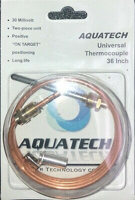 Thermocouple Thermal Coupling For Gas Fireplace Furnace Water Heater Boiler 36in