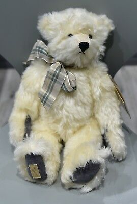 "Deans Rag Book Co Ltd Limited Edition 100 of 300 MABEL Large Mohair Bear 16"" new"
