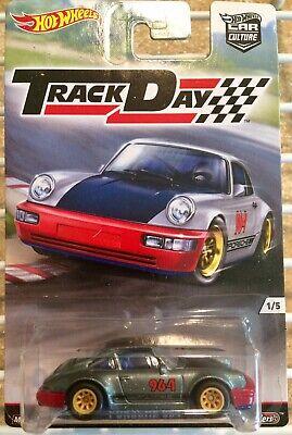 Hot Wheels Track Day Porsche 964 1:64