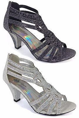 Women Evening Dress Shoes Rhinestones High Heels Platform Wedding Black Kinmi25 Rhinestone Platform Shoe